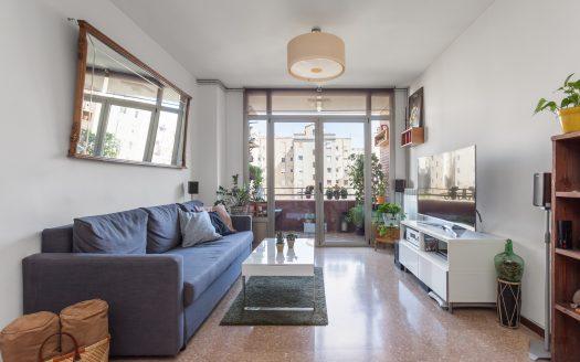 Acogedor apartamento en Eixample
