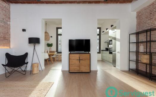Precioso piso en Eixample