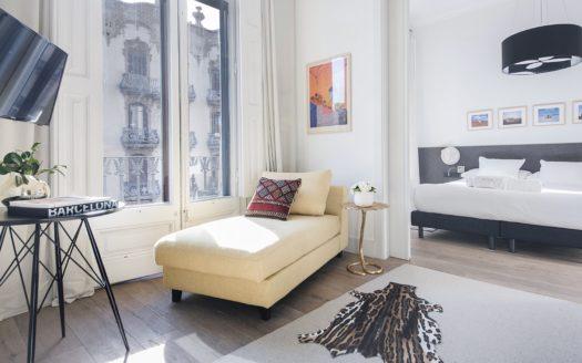 Lujoso Apartamento Barcelona Centro