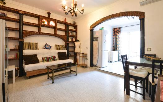 Precioso piso con terraza privada