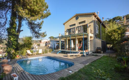 Preciosa Casa Vallvidrera