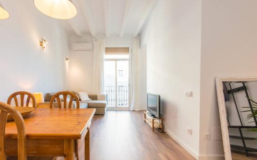 Reformado apartamento en Poble Nou