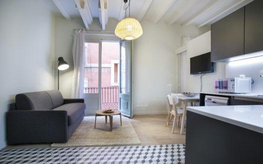 Moderno apartamento en Gotico