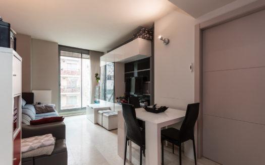 Renovado apartamento Poblenou