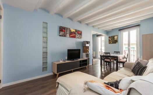 Acogedor apartamento en el Gótico
